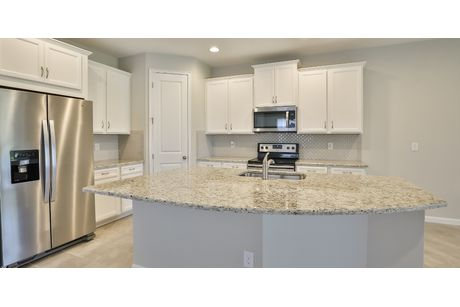 Kitchen-in-Seaglass Villa-at-Renaissance at West Villages-in-Venice