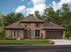 Barrett II - Villages of Hurricane Creek: Anna, Texas - Mattamy Homes