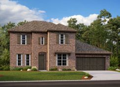 Shelby II - Villages of Hurricane Creek: Anna, Texas - Mattamy Homes