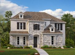 Lennox II - Villages of Creekwood: Frisco, Texas - Mattamy Homes