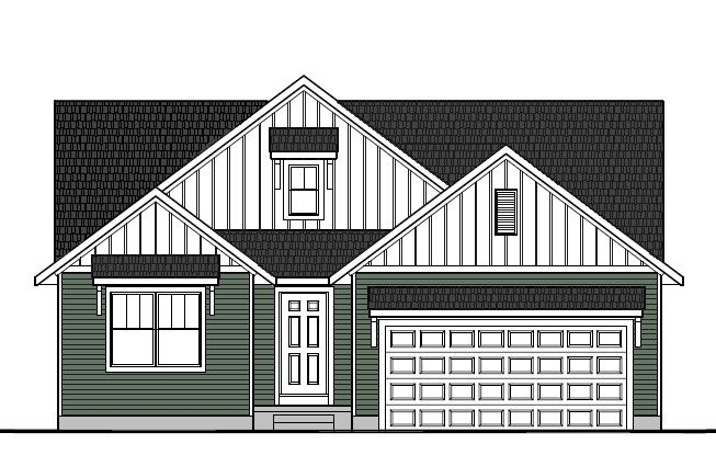The Nottingham by Mayberry Homes:The Nottingham by Mayberry Homes