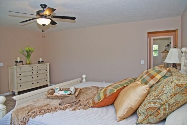 Bedroom featured in the Hartford By Mayberry Homes in Flint, MI