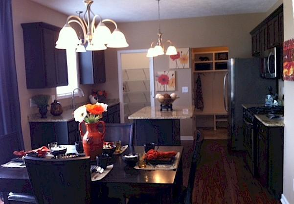 Kitchen featured in the Willow By Mayberry Homes in Flint, MI