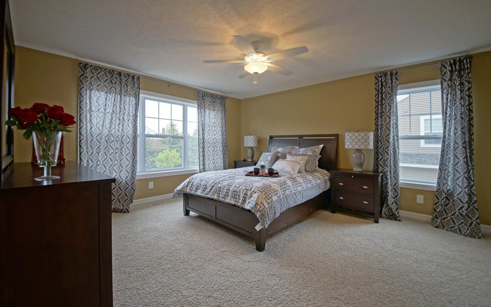 Bedroom featured in the Westwood By Mayberry Homes in Flint, MI