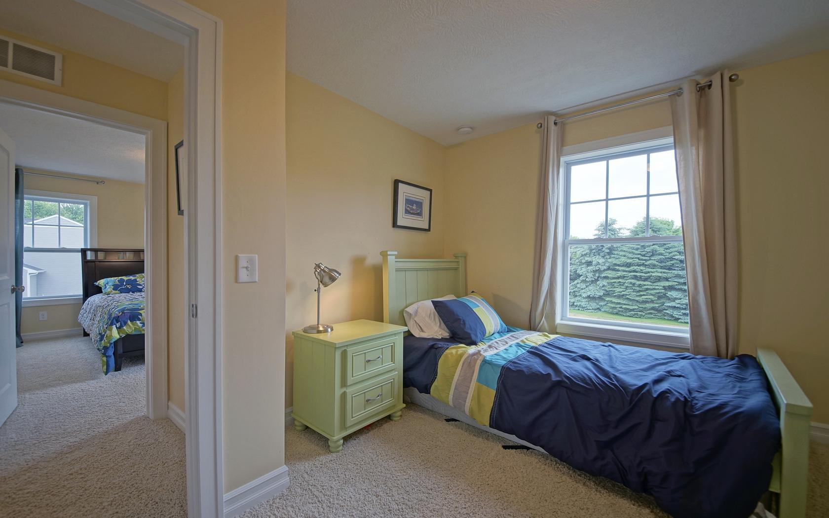 Bedroom featured in the Westwood By Mayberry Homes in Lansing, MI