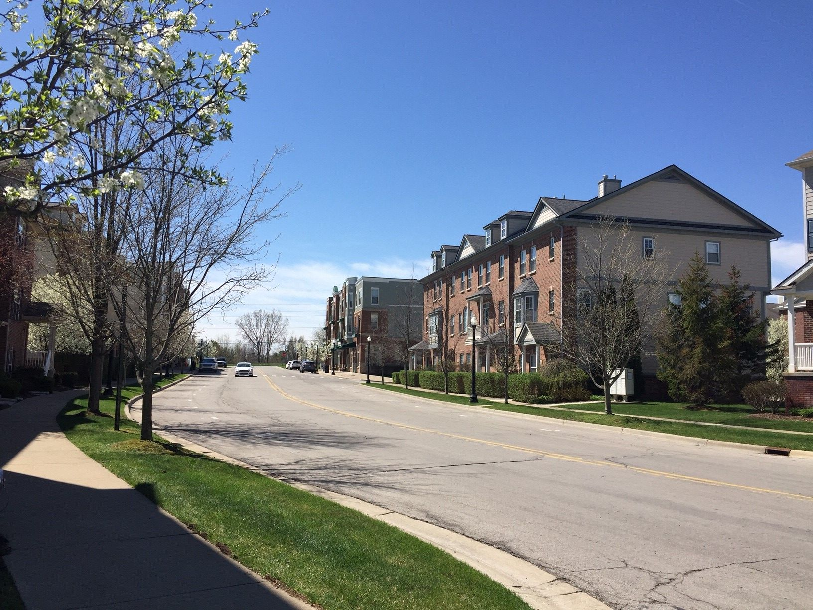 'Town Commons' by Mayberry Homes in Ann Arbor