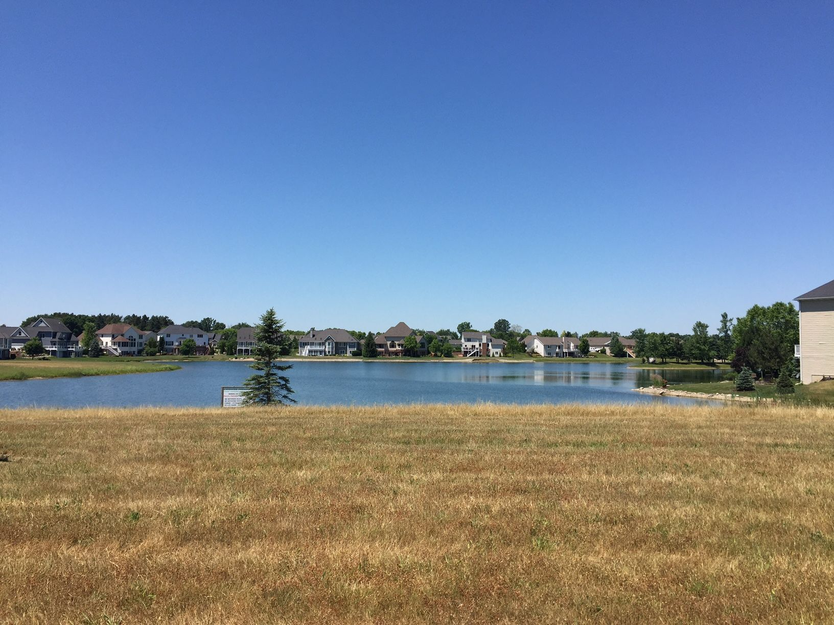 'Lakeside Preserve' by Mayberry Homes in Lansing