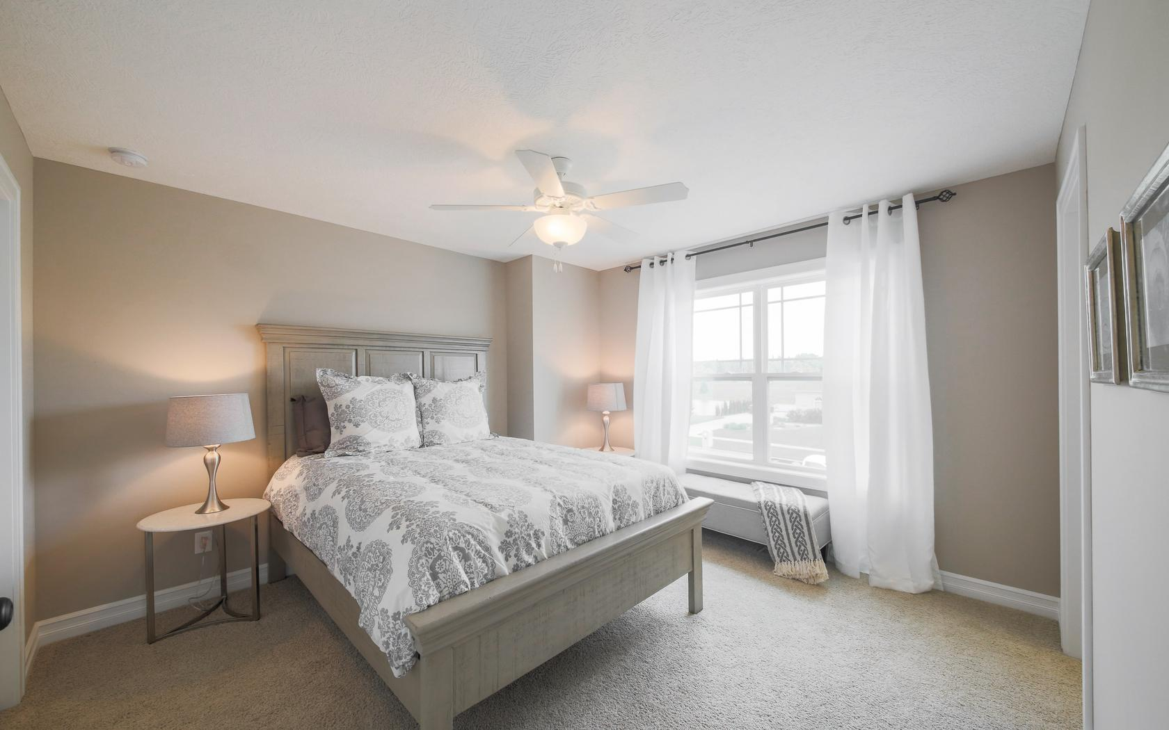 Bedroom featured in the Windsor By Mayberry Homes in Lansing, MI