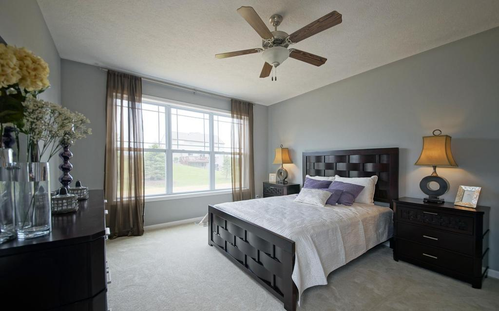Bedroom featured in the Waverly By Mayberry Homes in Lansing, MI