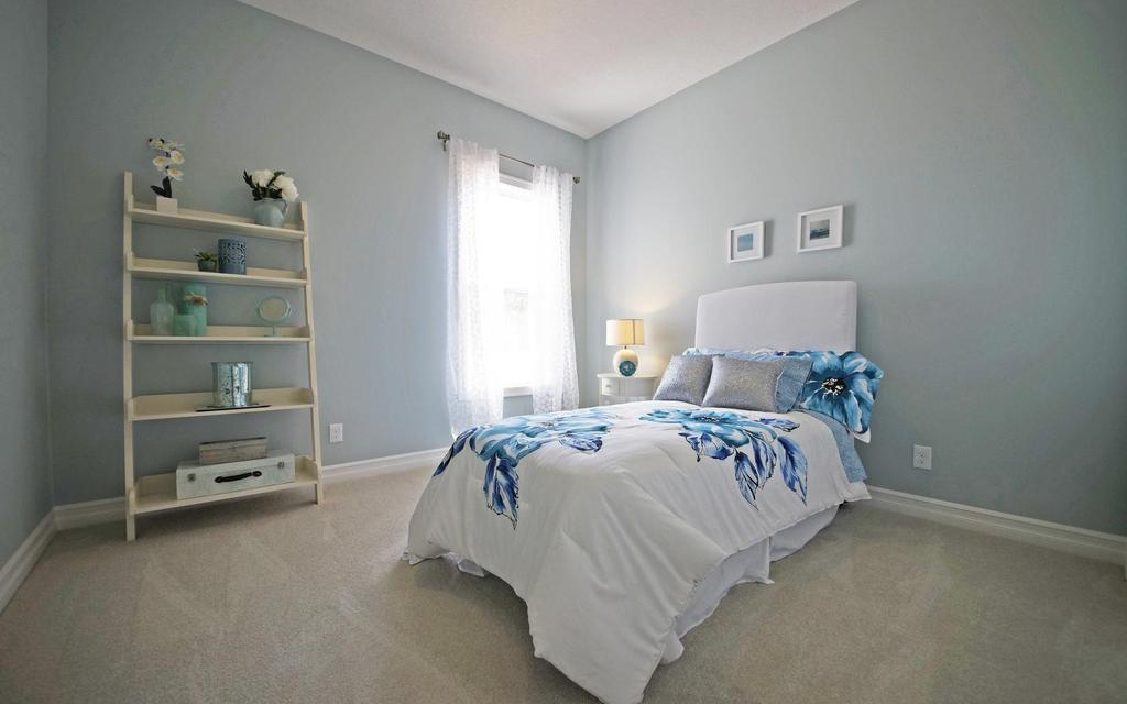 Bedroom featured in the Pleasanton By Mayberry Homes in Lansing, MI