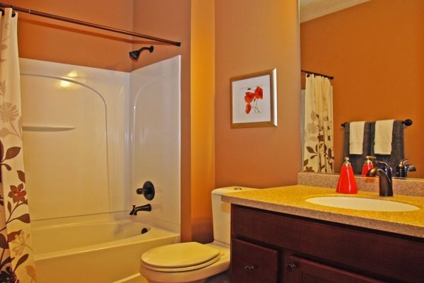 Bathroom featured in the Norway By Mayberry Homes in Lansing, MI