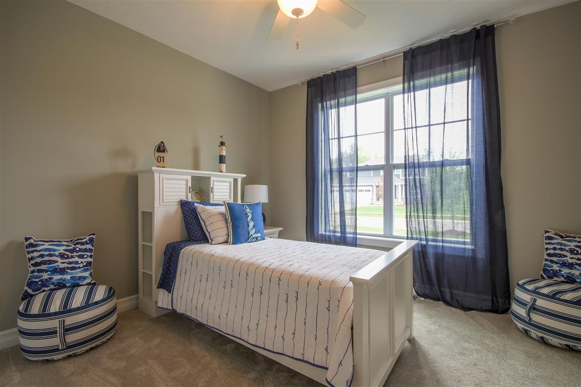 Bedroom featured in the Norway By Mayberry Homes in Flint, MI