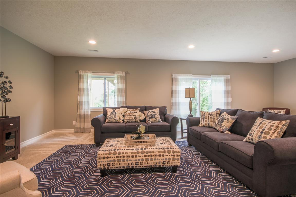 Living Area featured in the Norway By Mayberry Homes in Lansing, MI