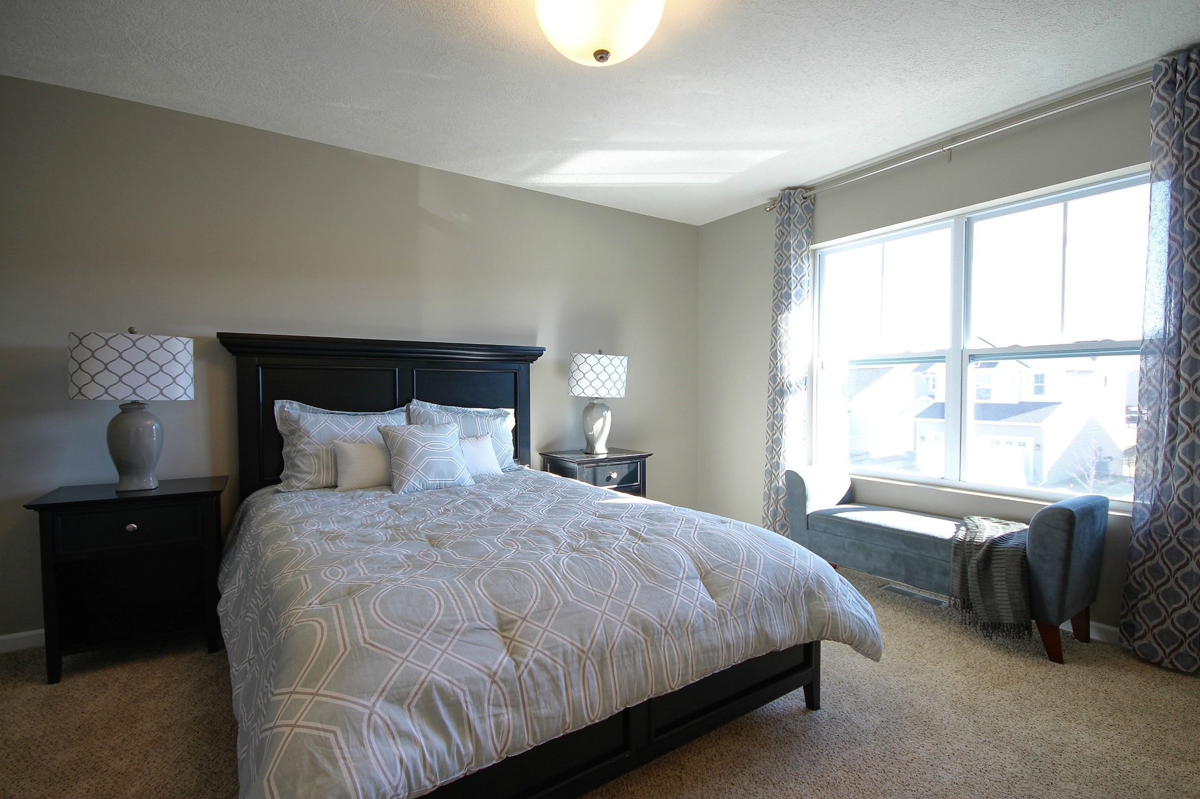 Bedroom featured in the Northwood By Mayberry Homes in Flint, MI