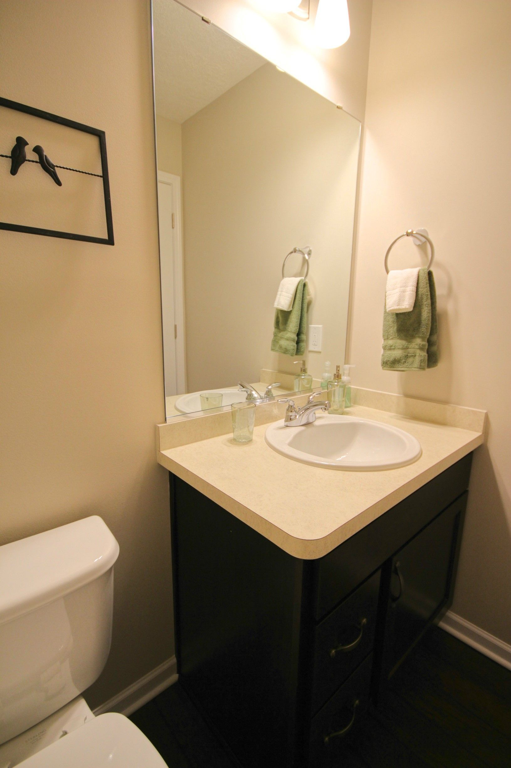 Bathroom featured in the Northwood By Mayberry Homes in Lansing, MI