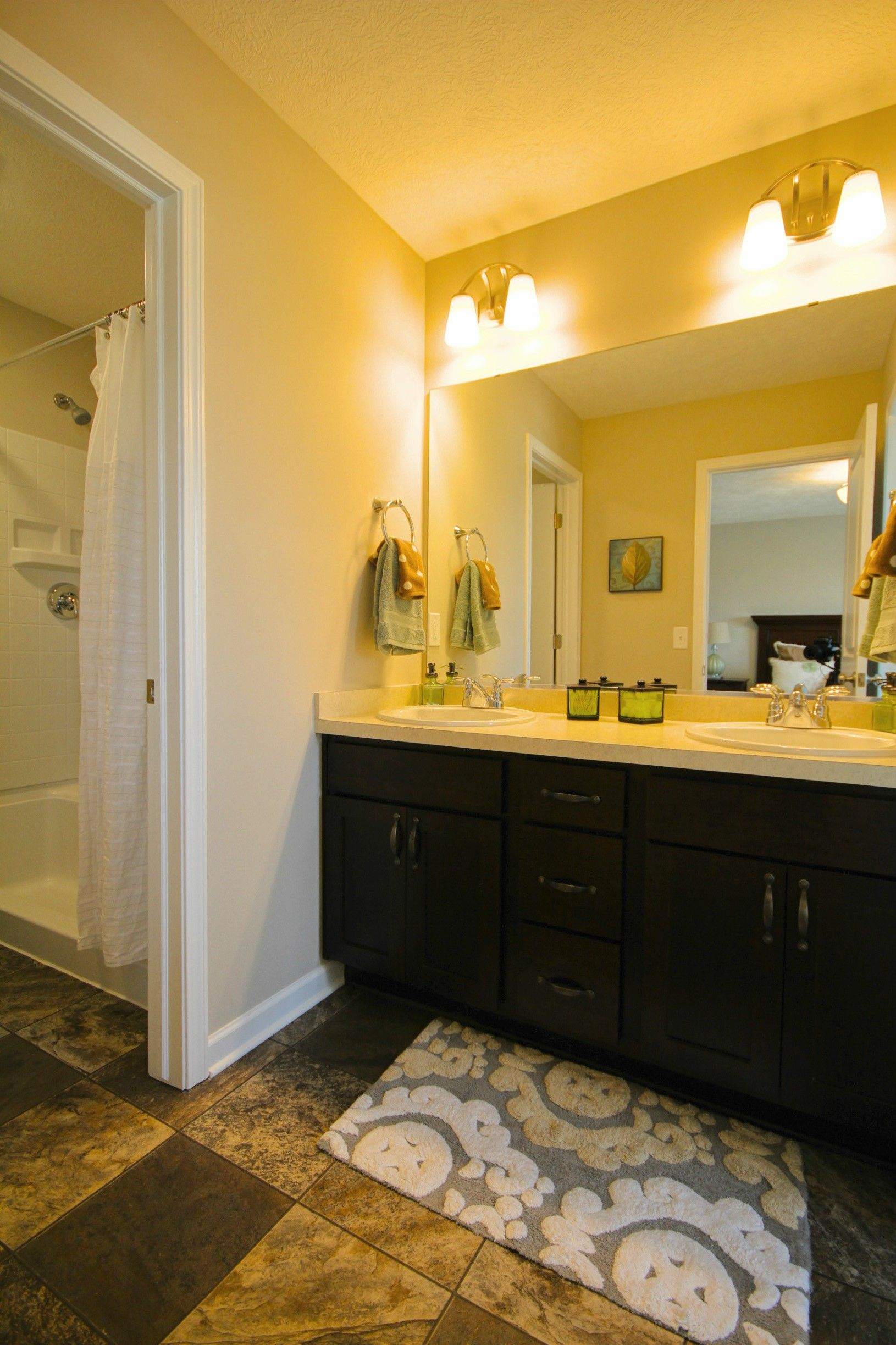 Bathroom featured in the Northwood By Mayberry Homes in Flint, MI