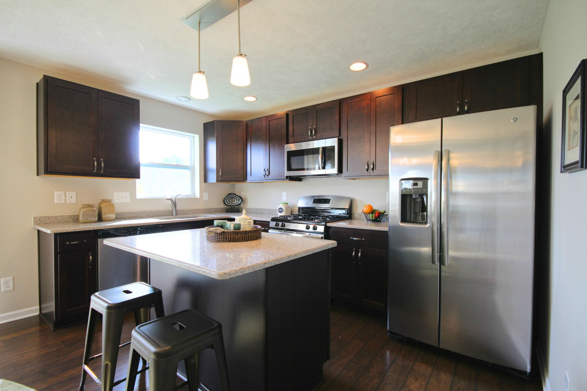 Kitchen featured in the Northwood By Mayberry Homes in Flint, MI