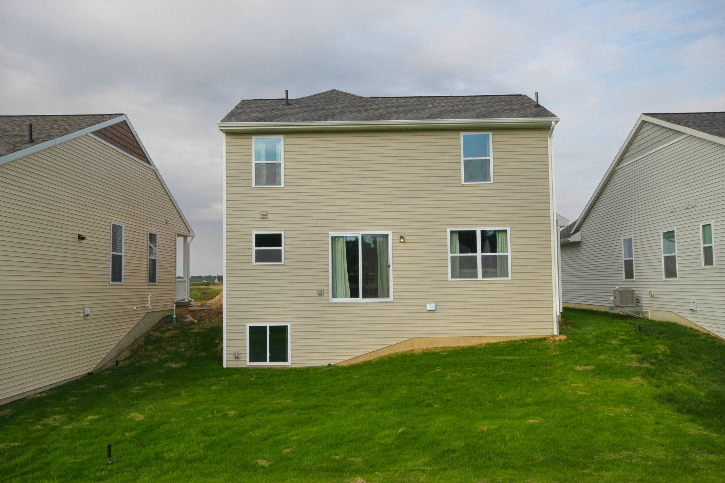 Exterior featured in the Northwood By Mayberry Homes in Flint, MI