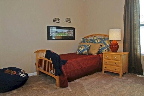 Bedroom featured in the Norfolk By Mayberry Homes in Lansing, MI