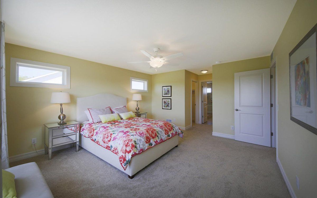Bedroom featured in the Newton By Mayberry Homes in Lansing, MI