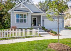 Newport - Silverstone Estates: Okemos, Michigan - Mayberry Homes