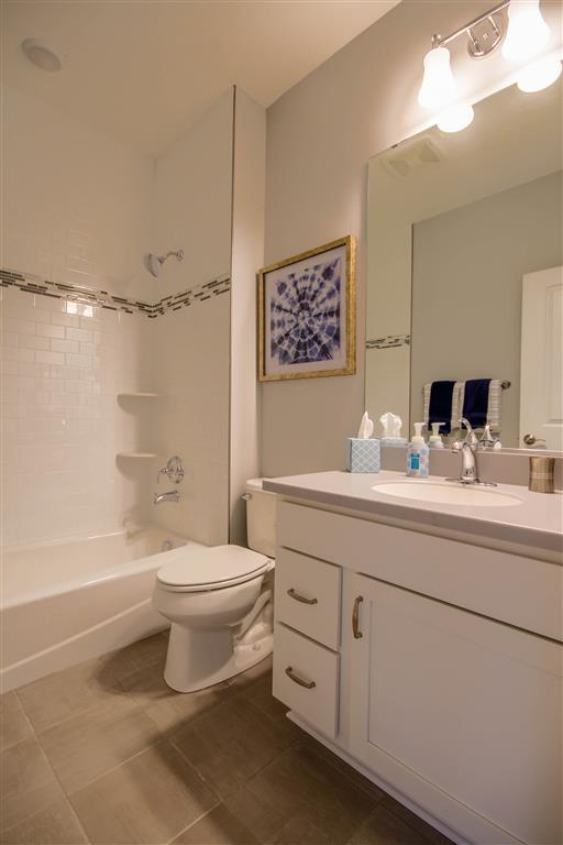 Bathroom featured in the Newport By Mayberry Homes in Lansing, MI