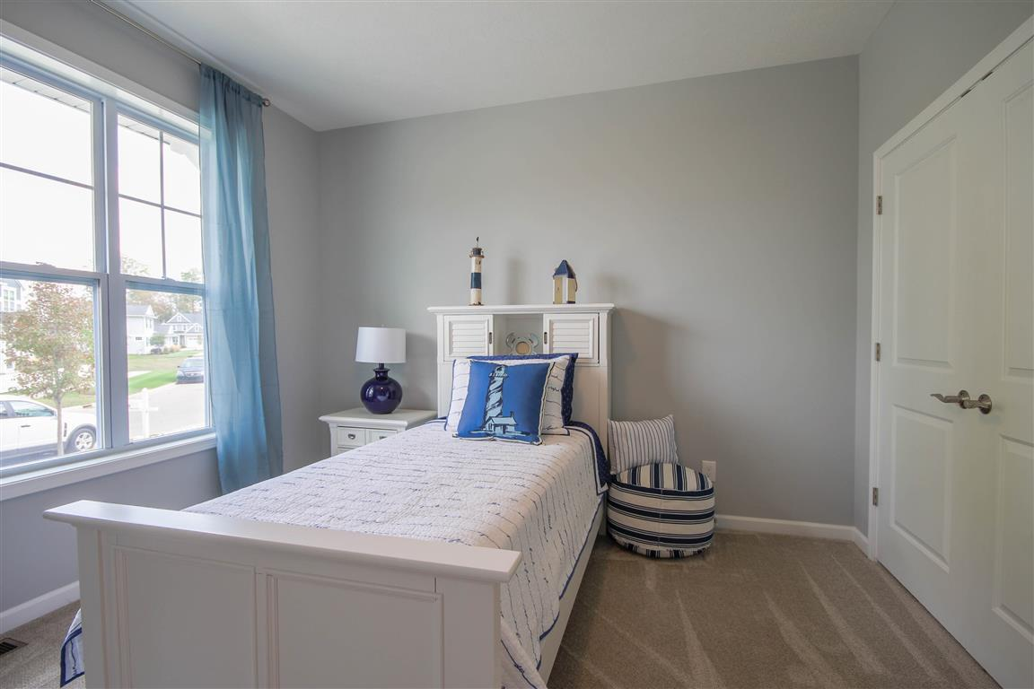 Bedroom featured in the Newport By Mayberry Homes in Lansing, MI
