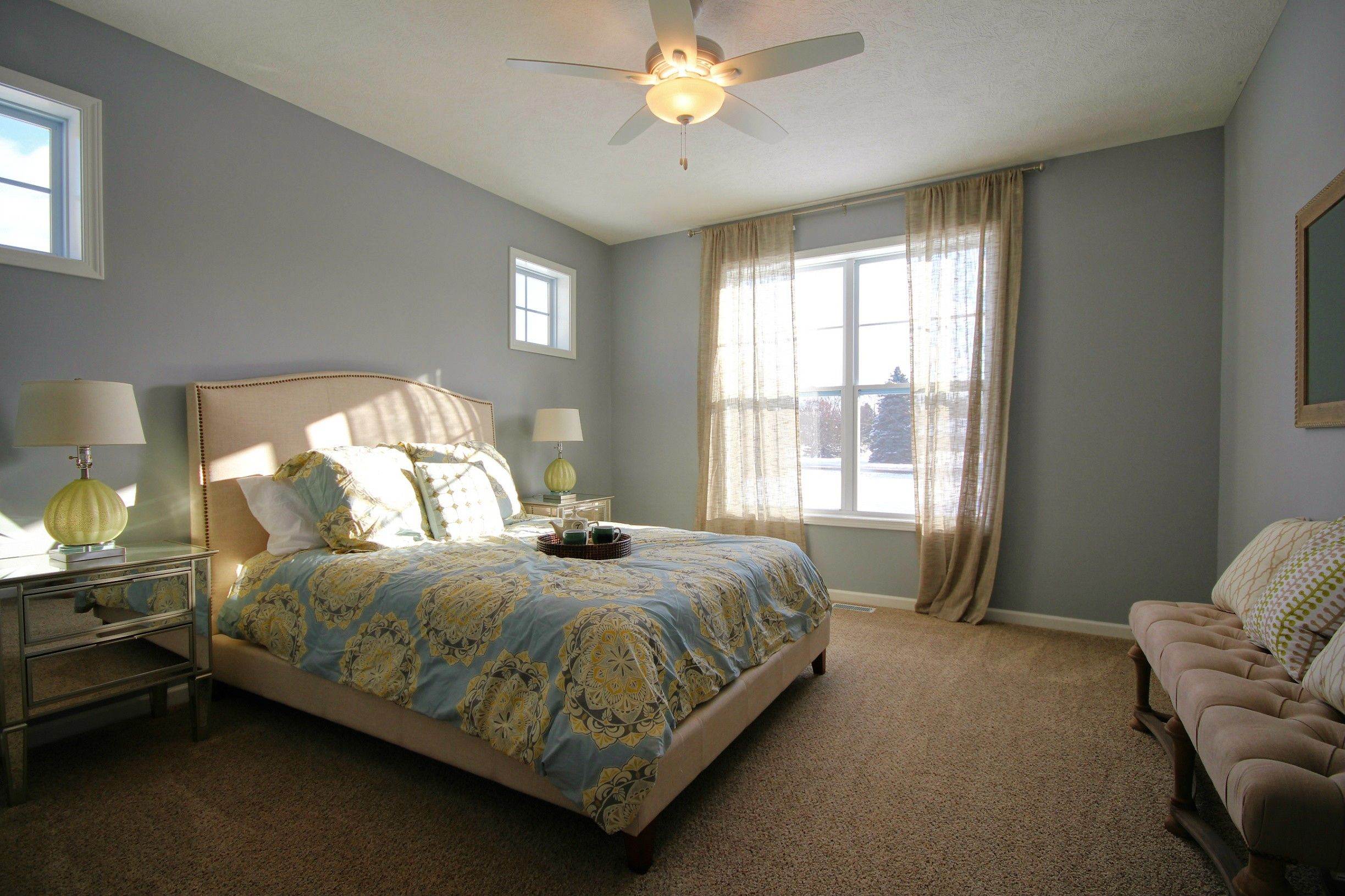 Bedroom featured in the Newcastle By Mayberry Homes in Lansing, MI