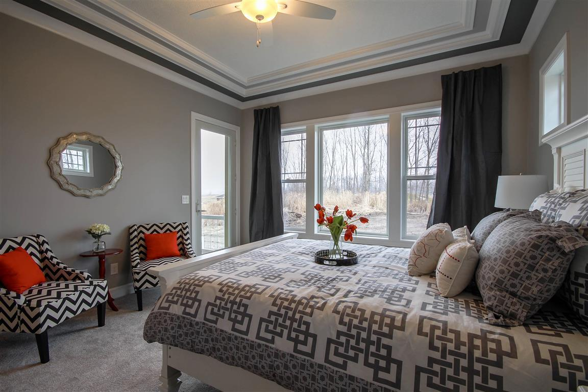Bedroom featured in the Maplewood By Mayberry Homes in Lansing, MI