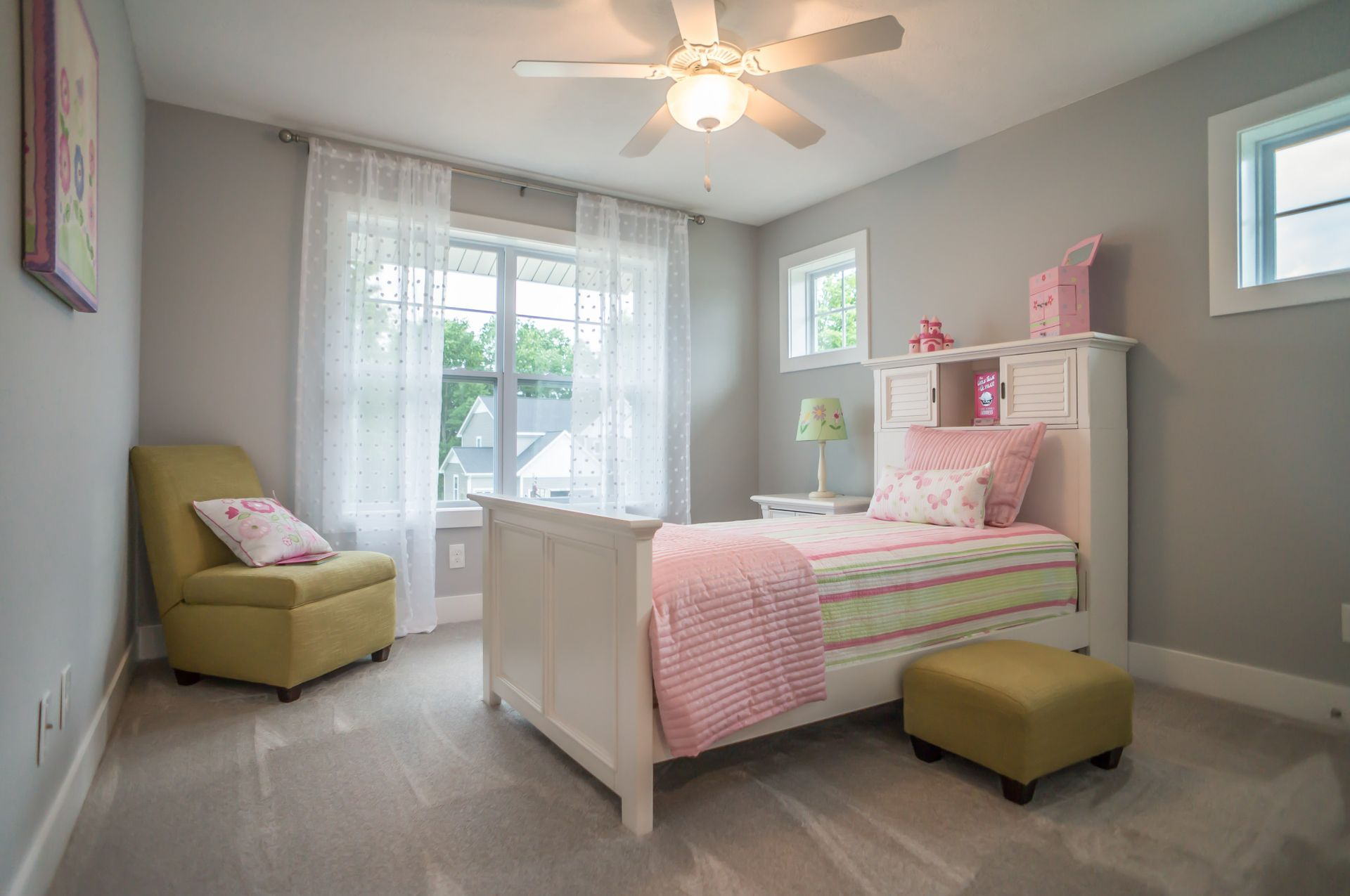 Bedroom featured in the Maxwell By Mayberry Homes in Flint, MI