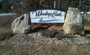Winding Creek by Mayberry Homes in Lansing Michigan