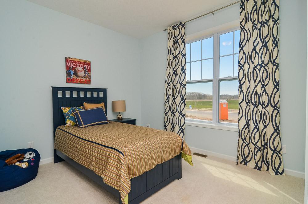 Bedroom featured in the Hartwell By Mayberry Homes in Lansing, MI