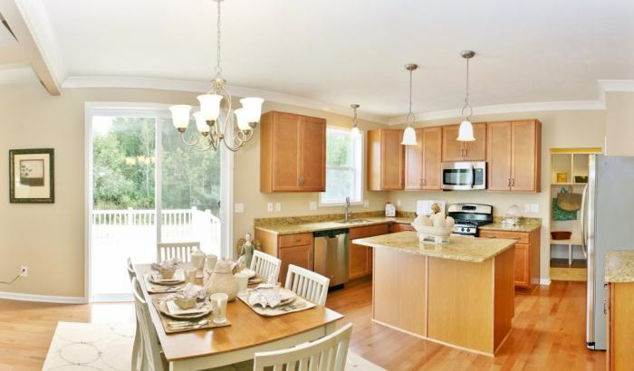 Kitchen featured in the Hatfield By Mayberry Homes in Ann Arbor, MI