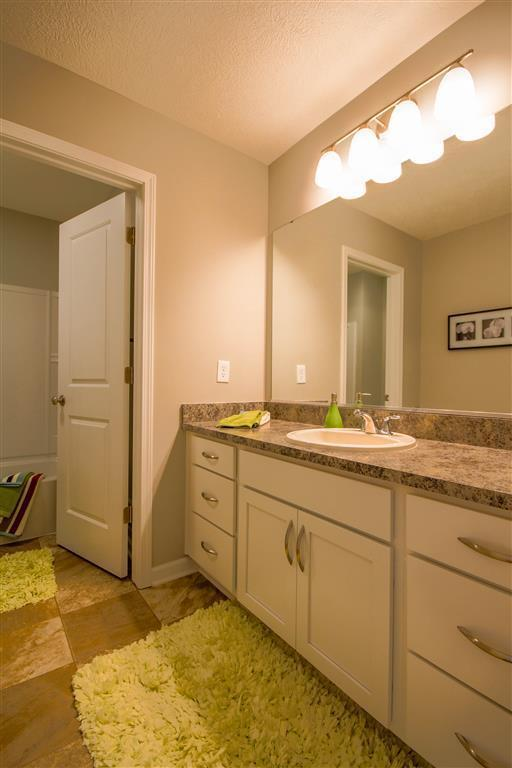 Bathroom featured in the Hickory By Mayberry Homes in Flint, MI