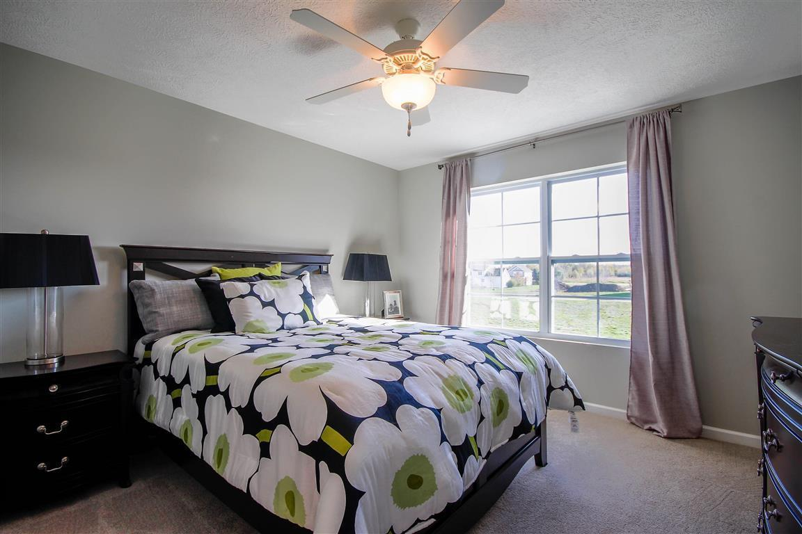Bedroom featured in the Hickory By Mayberry Homes in Flint, MI