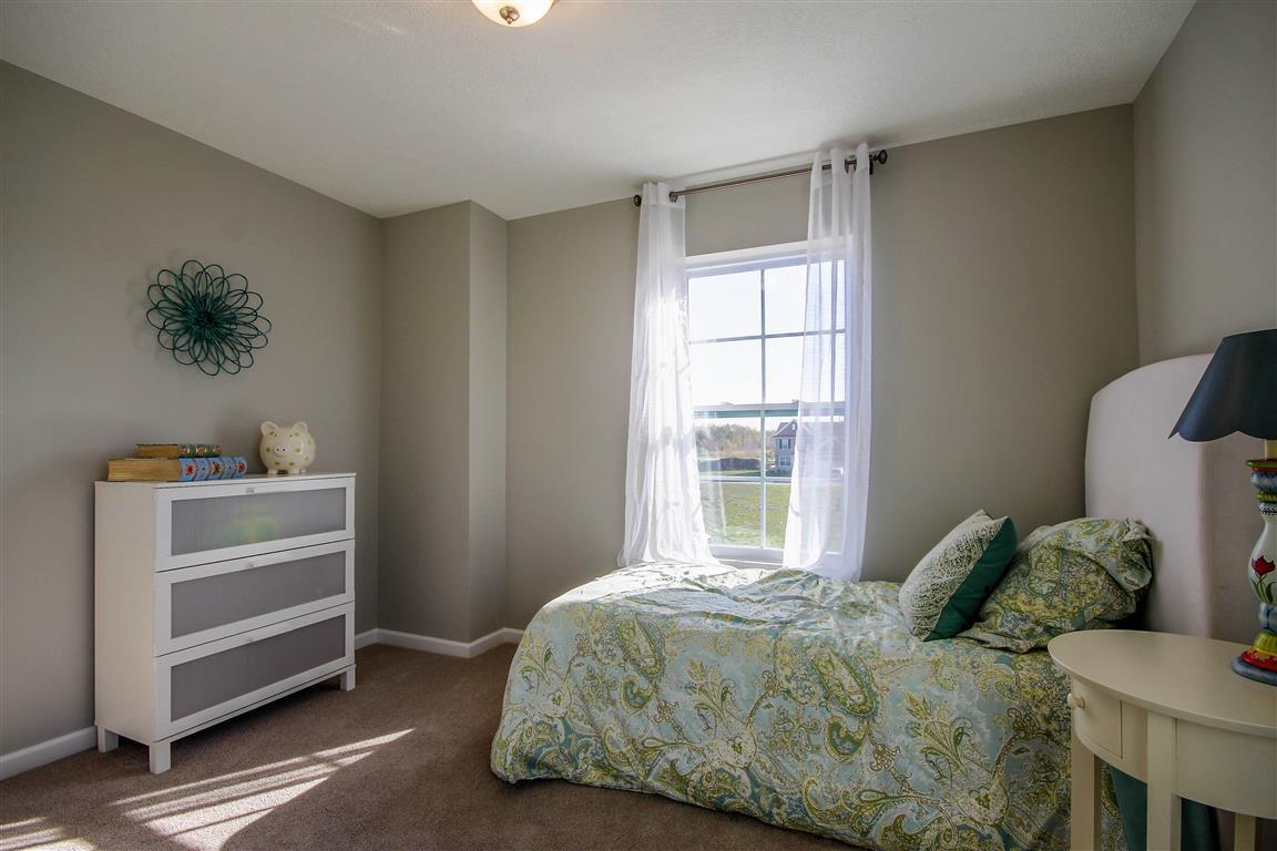 Bedroom featured in the Hickory By Mayberry Homes in Lansing, MI