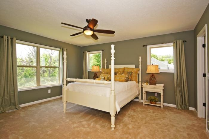Bedroom featured in the Holiday By Mayberry Homes in Ann Arbor, MI