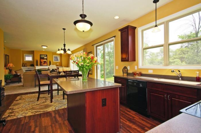 Kitchen featured in the Holiday By Mayberry Homes in Ann Arbor, MI