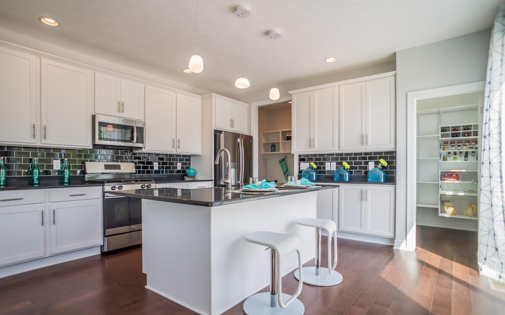 Kitchen featured in the Mackinaw By Mayberry Homes in Lansing, MI