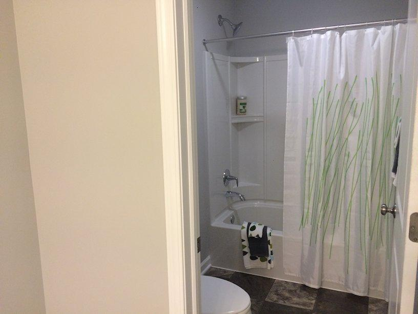 Bathroom featured in the Nantucket By Mayberry Homes in Lansing, MI