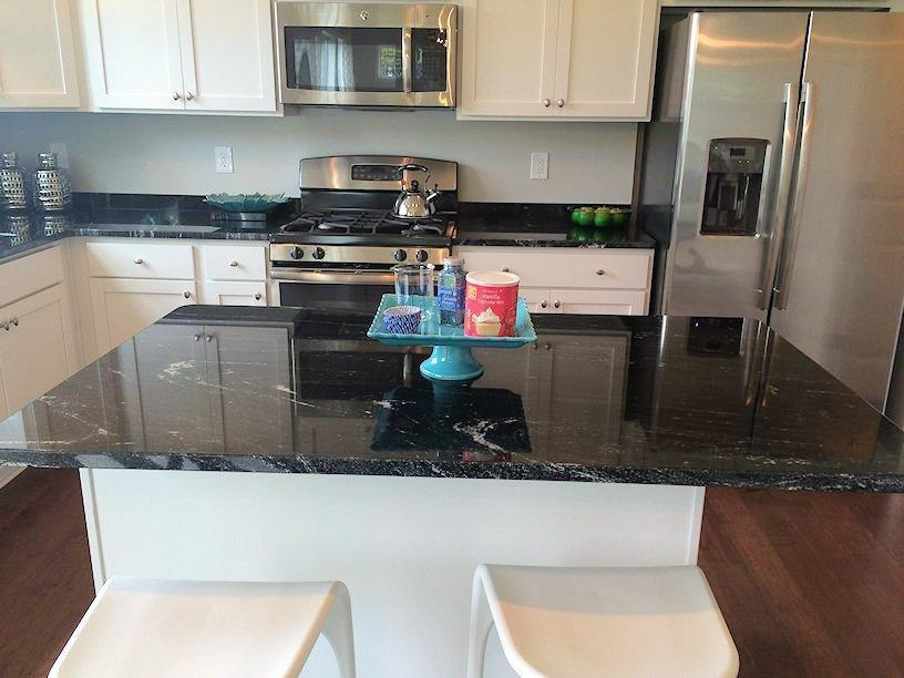 Kitchen featured in the Nantucket By Mayberry Homes in Lansing, MI