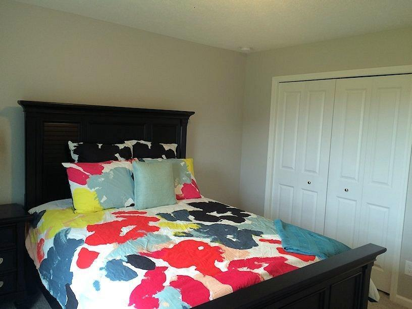 Bedroom featured in the Nantucket By Mayberry Homes in Lansing, MI