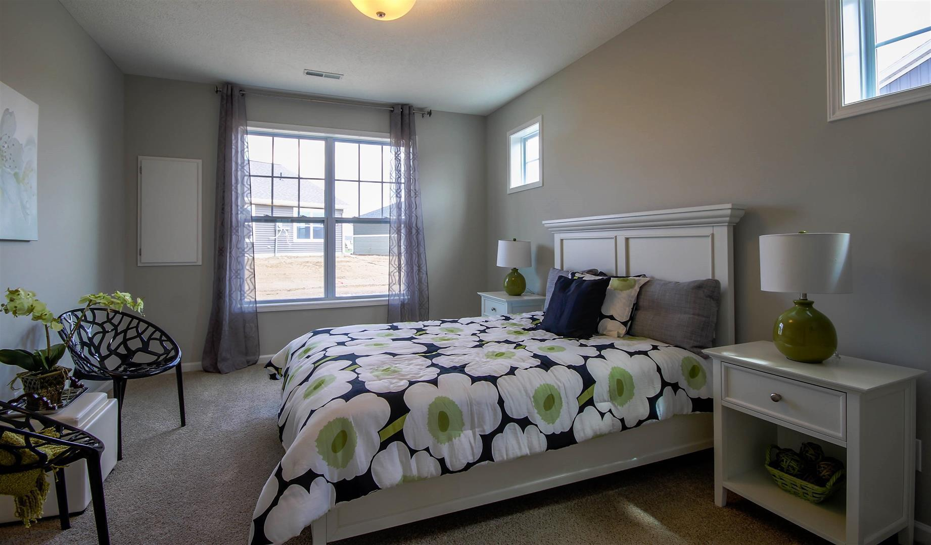 Bedroom featured in the Trenton By Mayberry Homes in Ann Arbor, MI