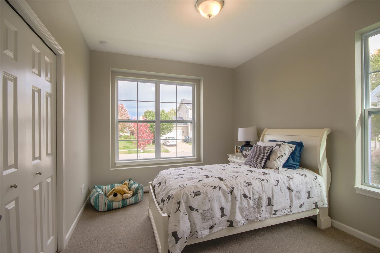 Bedroom featured in the Wharton By Mayberry Homes in Lansing, MI