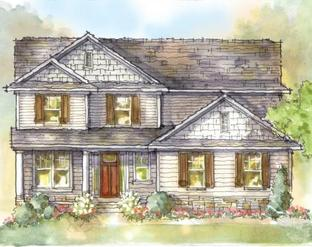 Willow - Winding Creek: East Lansing, Michigan - Mayberry Homes