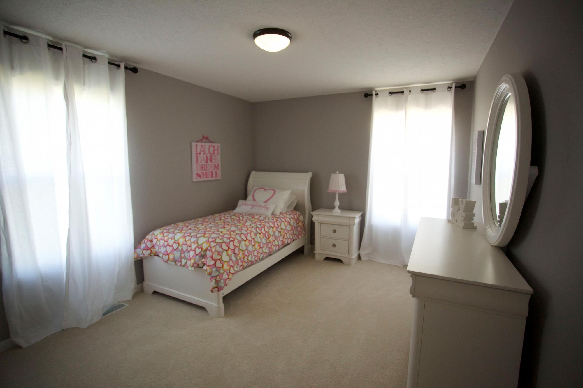 Bedroom featured in the Woodbury By Mayberry Homes in Lansing, MI
