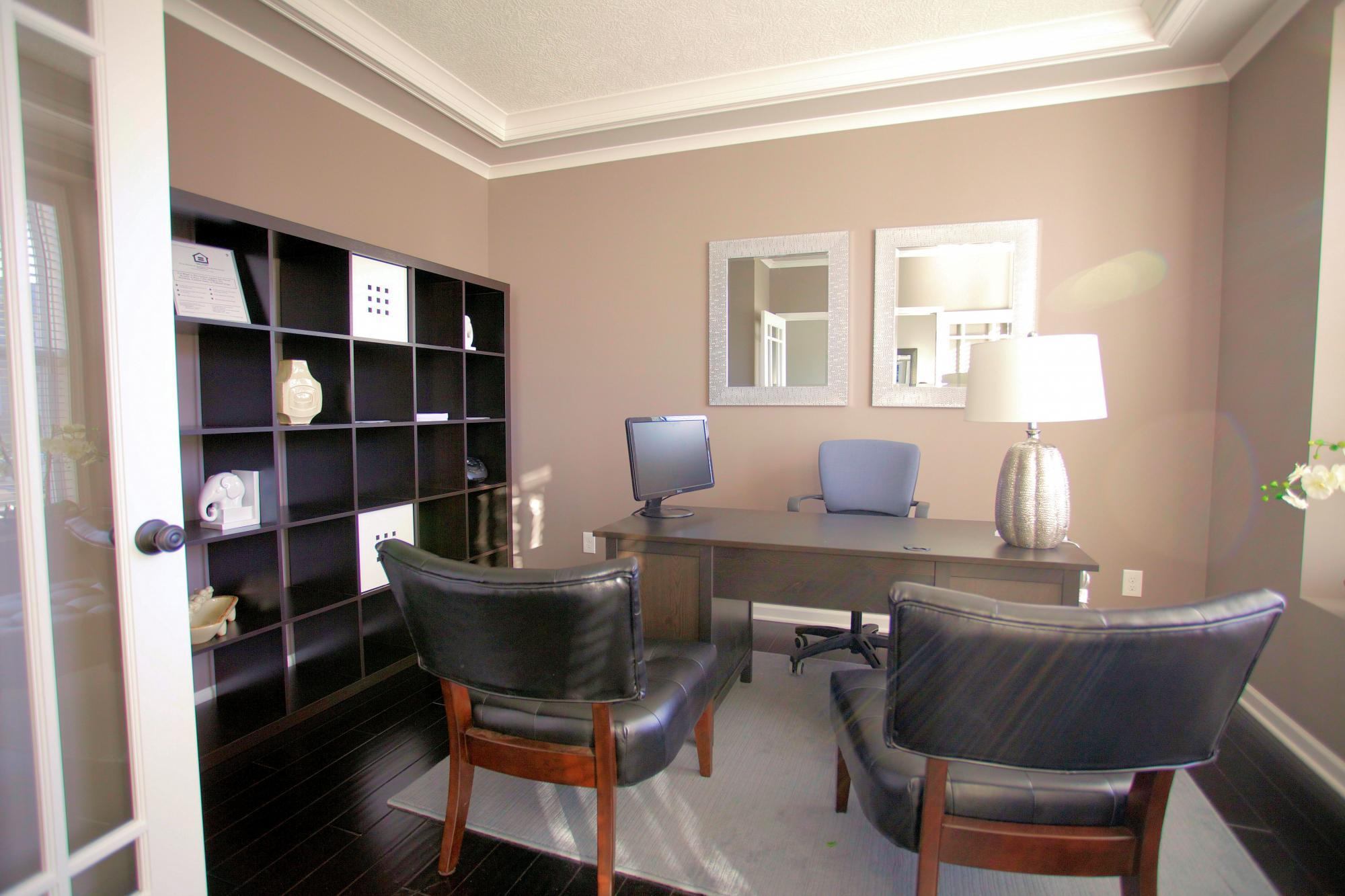 Living Area featured in the Woodbury By Mayberry Homes in Lansing, MI