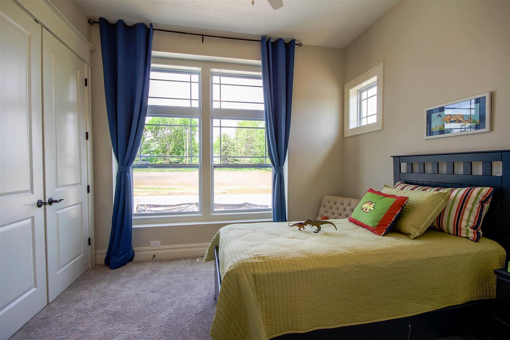 Bedroom featured in the Mabel By Mayberry Homes in Lansing, MI