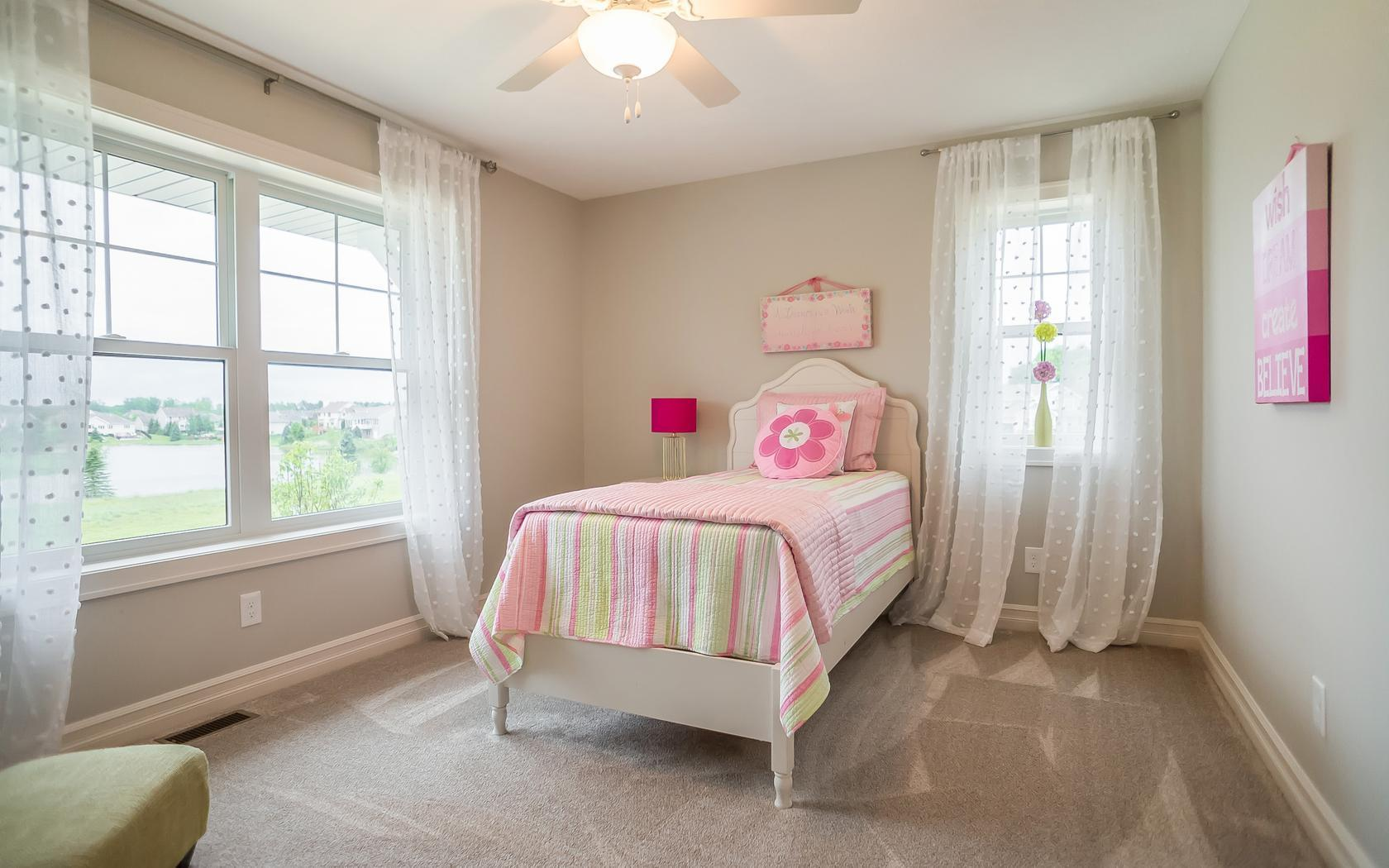 Bedroom featured in the Mayberry By Mayberry Homes in Lansing, MI