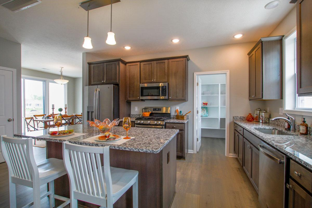 Kitchen featured in the Stratford By Mayberry Homes in Lansing, MI